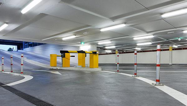 Plafoniere Led Da Garage : Illuminazione industriale soluzioni professionali led liicht
